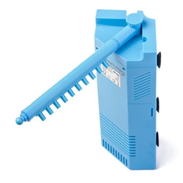 Aquaflow Technology® ACF-092 - Inneneckfilter/Eckwasserpumpe für Aquarien und Fischbehälter - geeignet für Tropen- oder Salzwasserbecken -