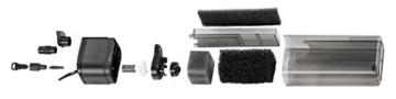 Exo Terra PT3620 Repti Clear F350 - kompakter Filter für Aquaterrarien und Paludarien -