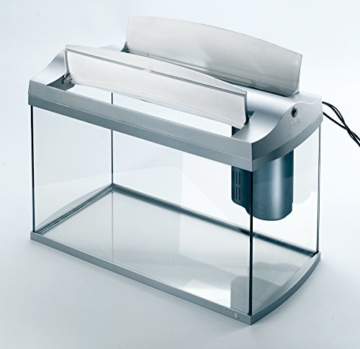 Tetra EasyCrystal Filter Box 300 Aquarium-Innenfilter (mit Heizerfach für kristallklares gesundes Wasser, einfache Pflege, keine nassen Hände beim Filterwechsel, intensive mechanische biologische chemische Filterung), geeignet für Aquarien von 40 bis 60 Liter -