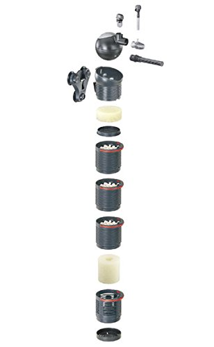 Eheim 2413020 biopower 240 Innenfilter mit Vorfilterpatrone und SUBSTRAT pro -
