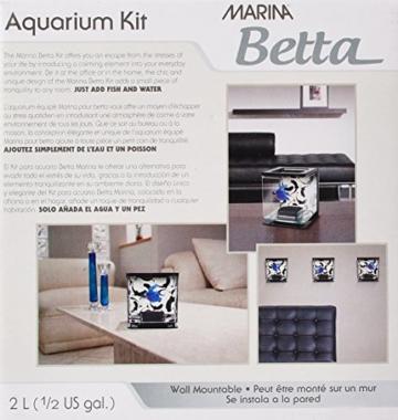 Hagen Marina Betta Aquarium-Starter-Set, Ying/Yang -