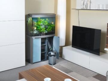 Tetra Aquarien Außenfilter EX 800 Plus (leistungstarker Filter für Aquarien von 100-300 L, Komplettset mit Ansaughilfe zum Schnellstart und Filtermedien) -