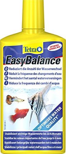 Tetra EasyBalance (Langzeitpflege für biologisch gesundes Aquariumwasser und eine reduzierte Anzahl der Wasserwechsel), 500 ml Flasche -