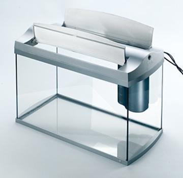 Tetra EasyCrystal Filter 250 Aquarium-Innenfilter (für kristallklares gesundes Wasser, einfache Pflege, keine nassen Hände beim Filterwechsel, intensive mechanische biologische chemische Filterung), geeignet für Aquarien von 15 bis 40 Liter -